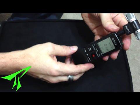 Team ParUnormal: REVIEWS Sony Digital Recorder 2GB (ICD