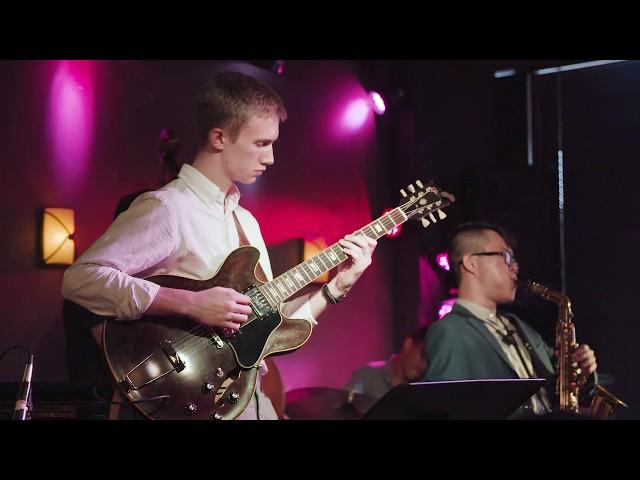 Stroll - Austin Zhang Quintet Live