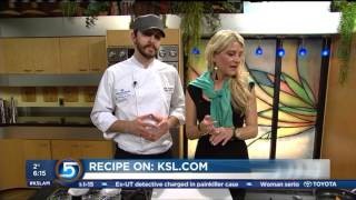 Live Well Recipe, Bbq Chicken With Lemon Couscous - Intermountain Healthcare