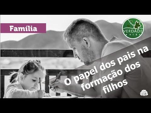 0674 – O PAPEL DOS PAIS NA FORMAÇÃO DOS FILHOS