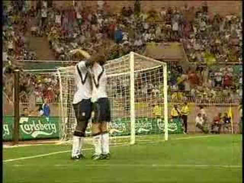 Uefa Super Cup 2001