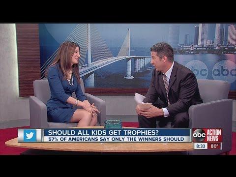 Should All Children Get Participating Trophies?