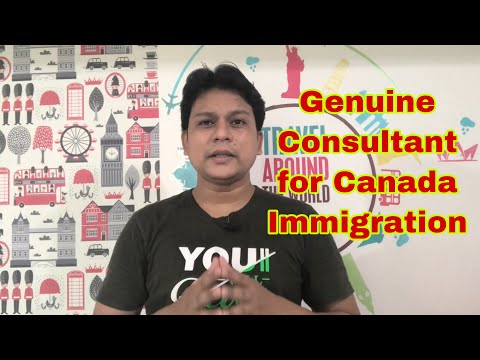 Genuine Consultancy For Immigrations, Special For Canada