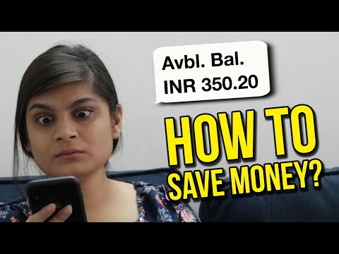 When You Don't Know How To Save Money | Ft. Srishti | BuzzFeed India