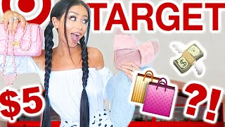 A VERY #EXTRA TARGET SHOPPING SPREE!