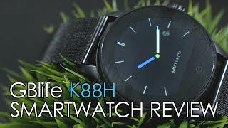 k88H Smartwatch Review (iOS)