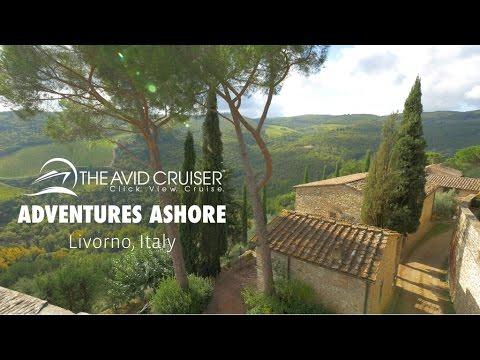 Adventures Ashore: Livorno, Italy