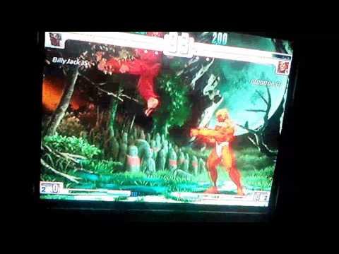 Exodus Sage Mode vs BloodUrien Majin Mode