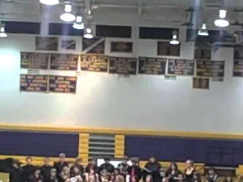 Bayfield High School Combined Choir