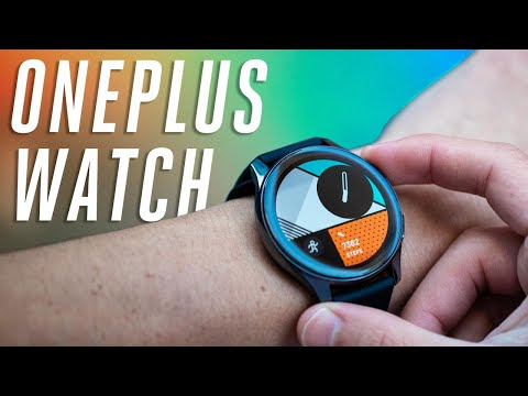 OnePlus Watch review: boring looks, basic features