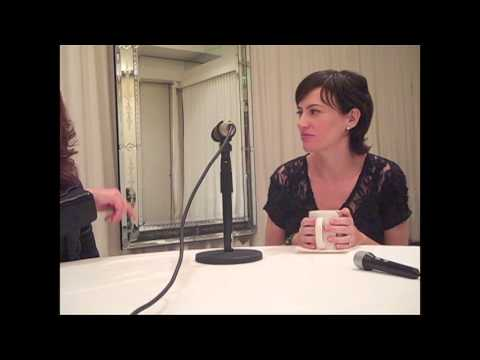 Robin Weigert & Maggie Siff talk about