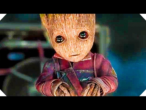"""GUARDIANS OF THE GALAXY 2 - """"Baby Groot is Awesome"""" - TV Spot (Marvel Movie, 2017)"""