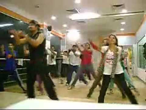Dance@chargefitness: Papa Jag Jayega