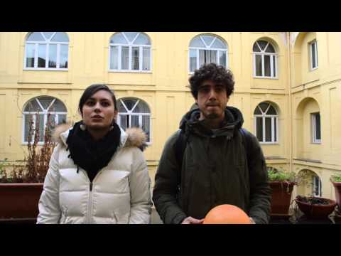 Orange the world: from the Department of Political Sciences of Naples University Federico II