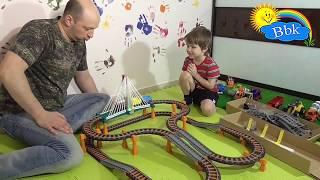 видео Игрушечные машинки, танки, самолеты, поезда, грузовики с Алиэкспресс