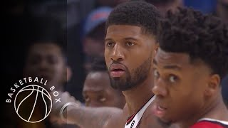 [NBA] Portland Trail Blazers vs Los Angeles Clippers, Full Game Highlights, December 3, 2019