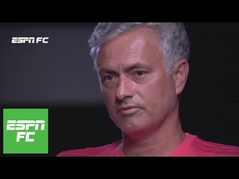[FULL] Jose Mourinho exclusive interview: Not up to us to get best out of Paul Pogba | ESPN FC