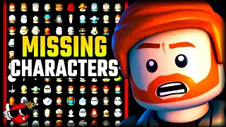 New Lego Star Wars is MISSING so many GREAT characters