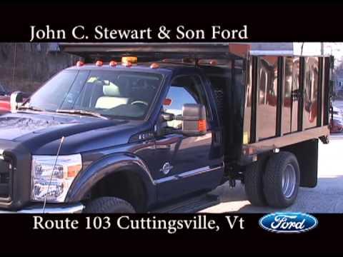 Stewart Ford Super 2012