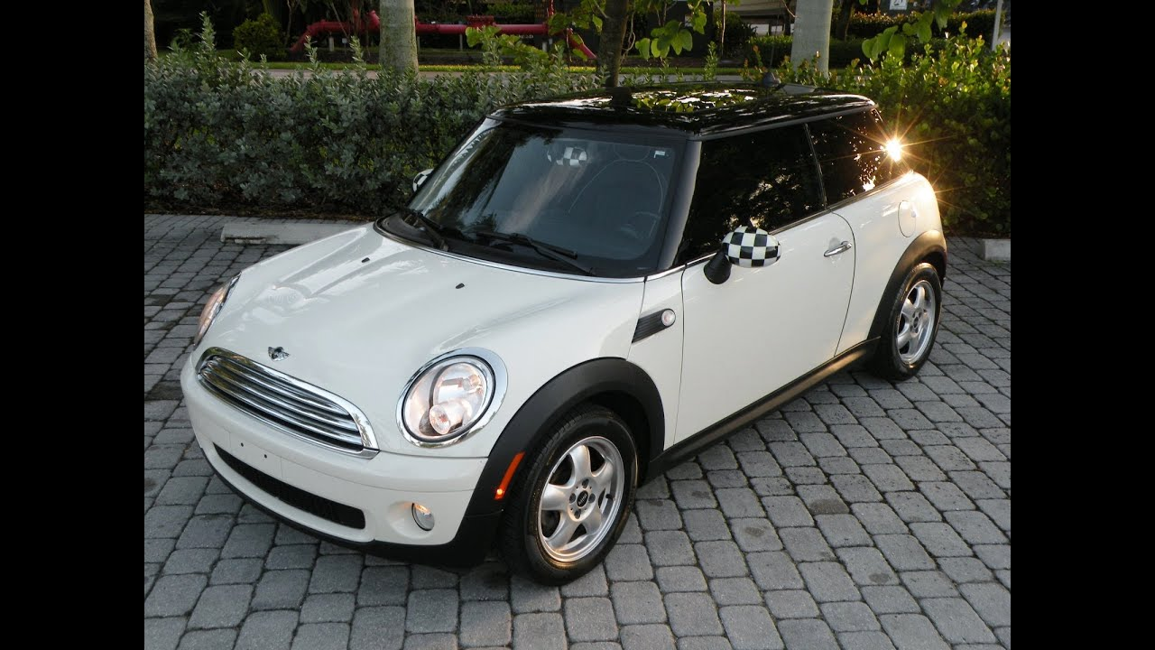 2007 mini cooper fort myers florida for sale in fort. Black Bedroom Furniture Sets. Home Design Ideas
