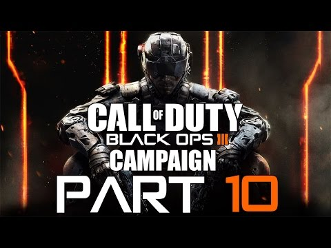 "Call Of Duty: Black Ops 3 - Let's Play - Part 10 - [Lotus Towers] - ""Man Vs. Aircraft"""