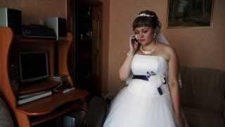 Видеоклип на начало свадьбы
