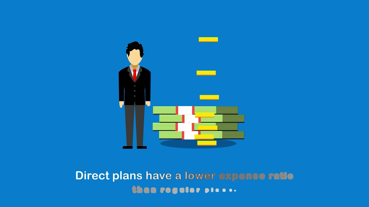 Direct vs Regular Mutual Funds - Difference, Why is Direct