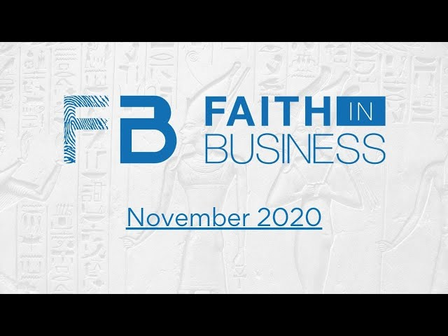 Faith in Business | Back to Egypt?