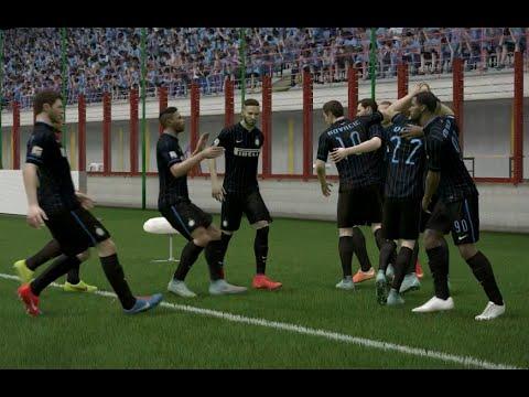 FIFA 15 (PS4): Inter Milan vs Napoli (Italian Serie A) Sim