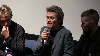The Lighthouse - Robert Eggers, Willem Dafoe, and Robert Pattinson Q&A