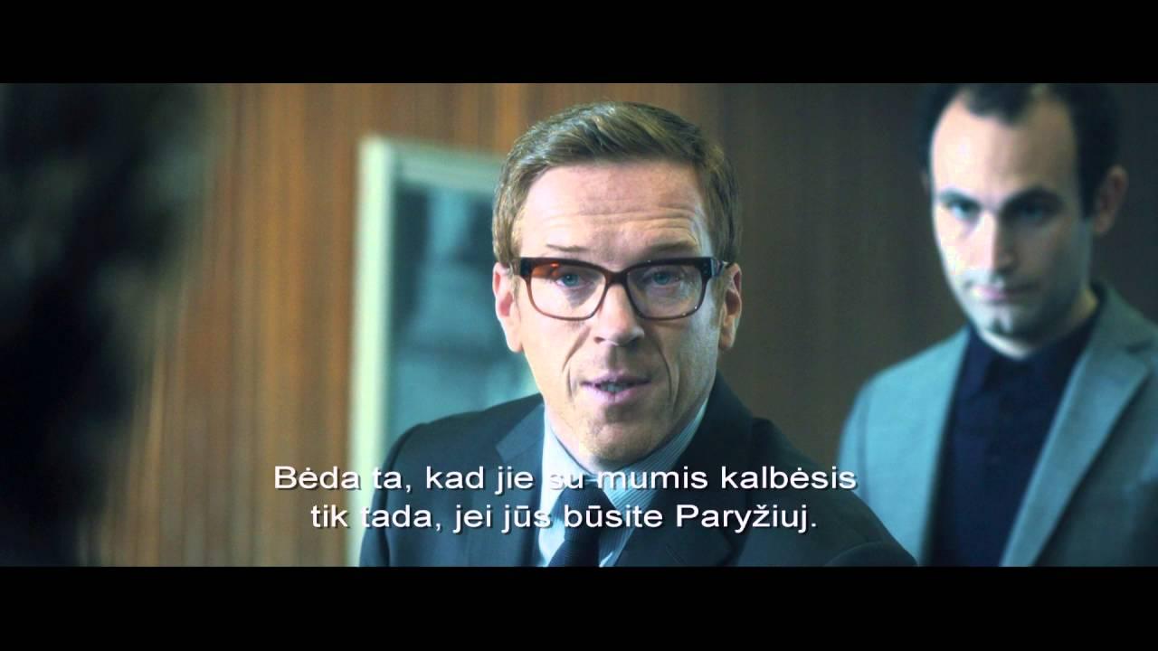 IŠDAVIKAS (2016) filmo anonsas