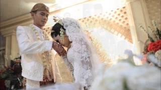 pernikahan indri angga adat jawa tengah lampung pedang pora
