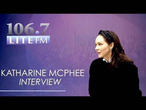 Lite FM Mornings - Katharine McPhee Talks Acting In 'Waitress'