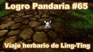 Logro Pandaria #65 Viaje herbario de Ling-Ting