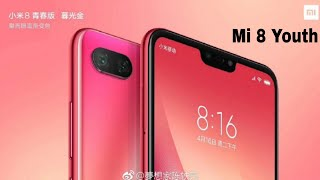 Xiaomi Mi 8 youth Beauty Phone? Specs, price, features, release date in India??