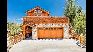 Spectacular Video Walkthrough of Luxurious Hillside Escape - 13155 Hillside Drive, Truckee, CA