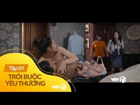 Xem phim Yêu là phải xài chiêu - TRỰC TIẾP VTV3 | TẬP 1: Trói Buộc Yêu Thương - Đang tính m.ây m.ưa thì bị mẹ của người yêu phát hiện