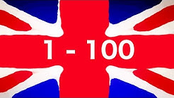 Learn English - The English Numbers from 1 to 100