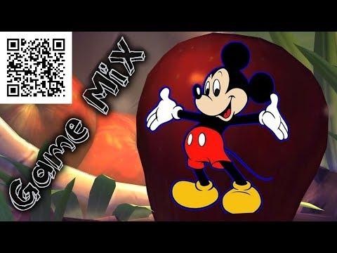 Микки Настоящая Легенда Дисней Заколдованный Лес АКТ 1 Игра Микки Маус и Минни Маус Видео