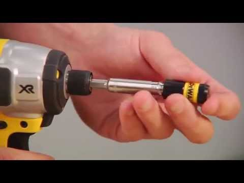 Dewalt Maxfit Screwdriving Bits With 10x Magnetic Screw