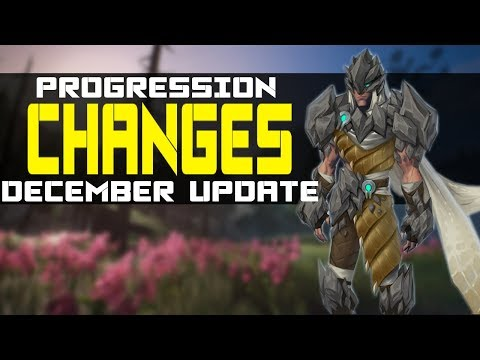 MASSIVE NEW CHANGES TO DAUNTLESS DECEMBER UPDATE