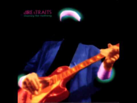 Dire Straits Money for Nothing (Full song)