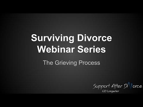 Surviving separation and divorce for men