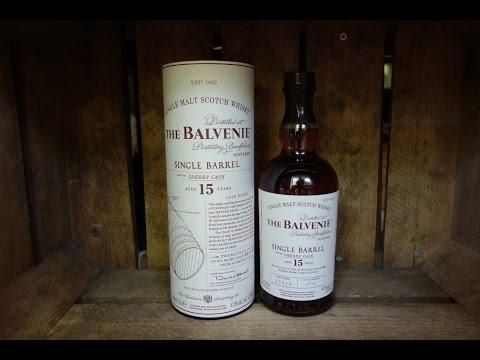 Balvenie single barrel