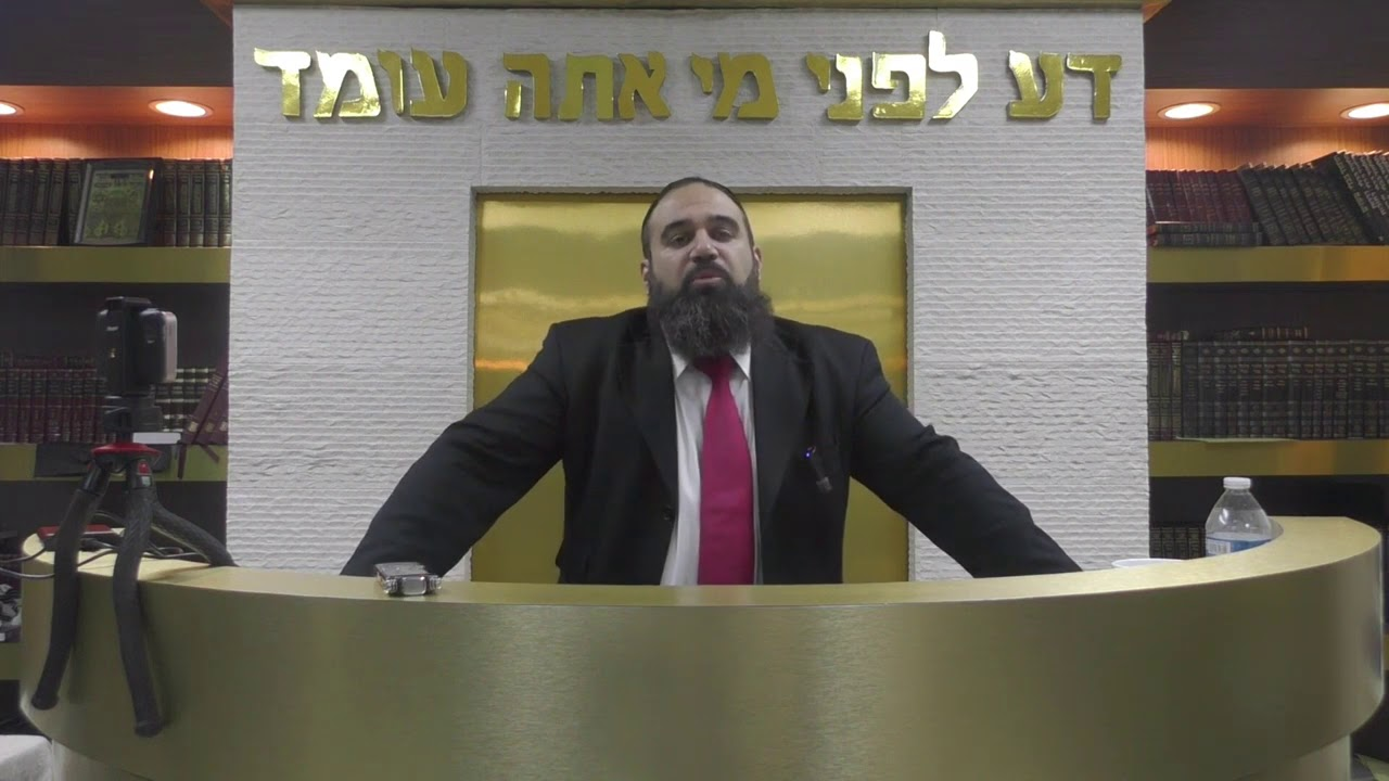Q&A w  Rabbi Yaron Reuven A Small Act That Changes Eternity