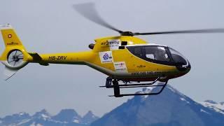 RC SCALE TURBINE HELICOPTER AIRBUS EC-120 COLIBRI AIR REVOG