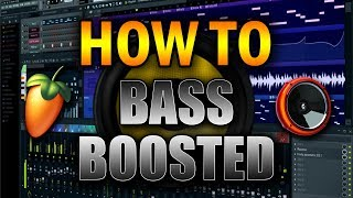 COMO HACER BASS BOOSTED