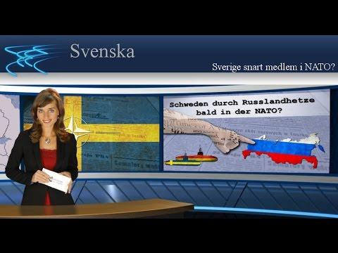 Sverige snart medlem i NATO? | www.kla.tv/9103