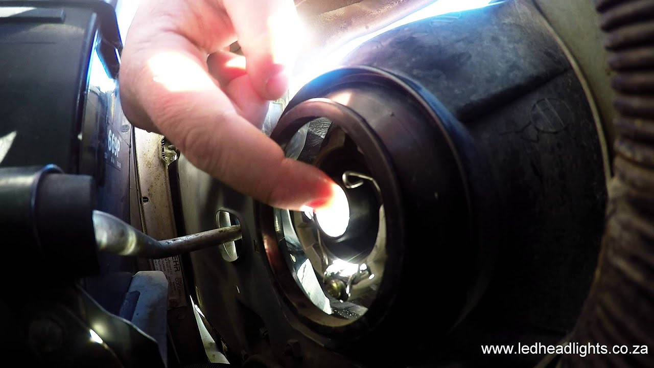jeep jk headlight wiring how to install a led    headlight    replacement kit h4 youtube  how to install a led    headlight    replacement kit h4 youtube