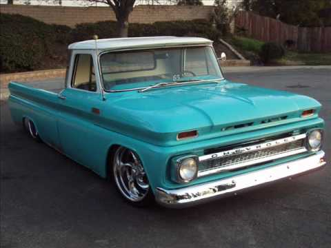 65 chevy truck - YouTube